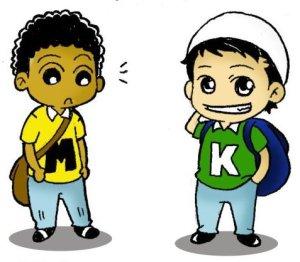 Mahar dan Khalid