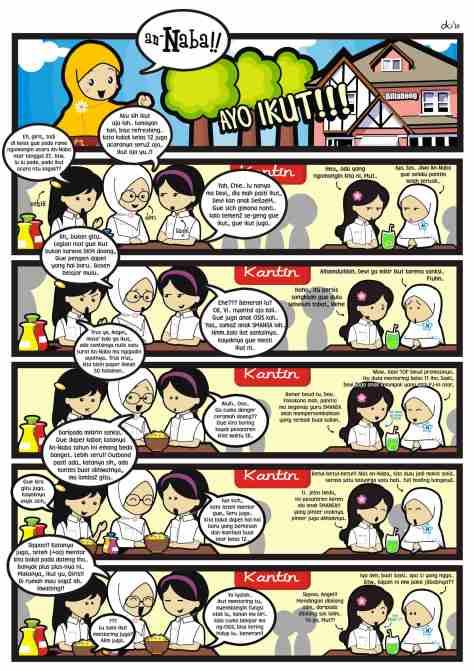 Komik MOU-6: An-Naba